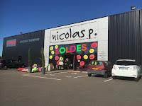 magasin d'usine Jolymousse Nicolas P