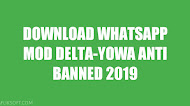 Download WhatsApp Mod DELTA-YOWA Anti Banned 2019