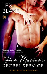 Review: On Her Master's Secret Service by Lexi Blake