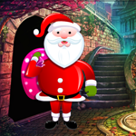 Games4King Santa Escape F…
