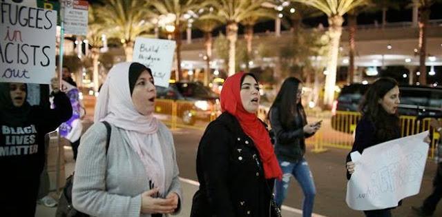 Mayoritas Muslim AS Mengalami Diskriminasi Sejak Trump Terpilih
