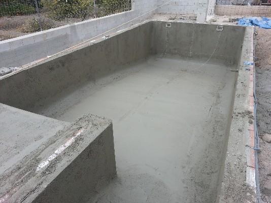 Hormig n impreso para su piscina hormig n impreso en for Presupuesto de piscinas de hormigon
