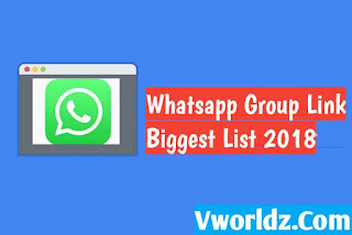 Whatsapp Group Join Kaise Kare ? Whatsapp group link Ki List