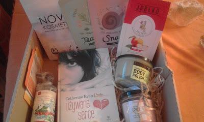 Dream Box na maj, czyli pachnąco, smacznie i romantycznie