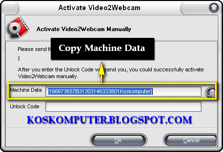 A Collection Of Fully Cracked & Register Softwares: Video2Webcam 3 3 3 8