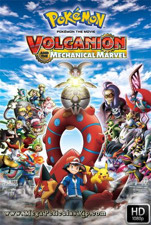 Pokemon: Volcanion Y La Maravilla Mecanica [1080p] [Latino-Ingles] [MEGA]