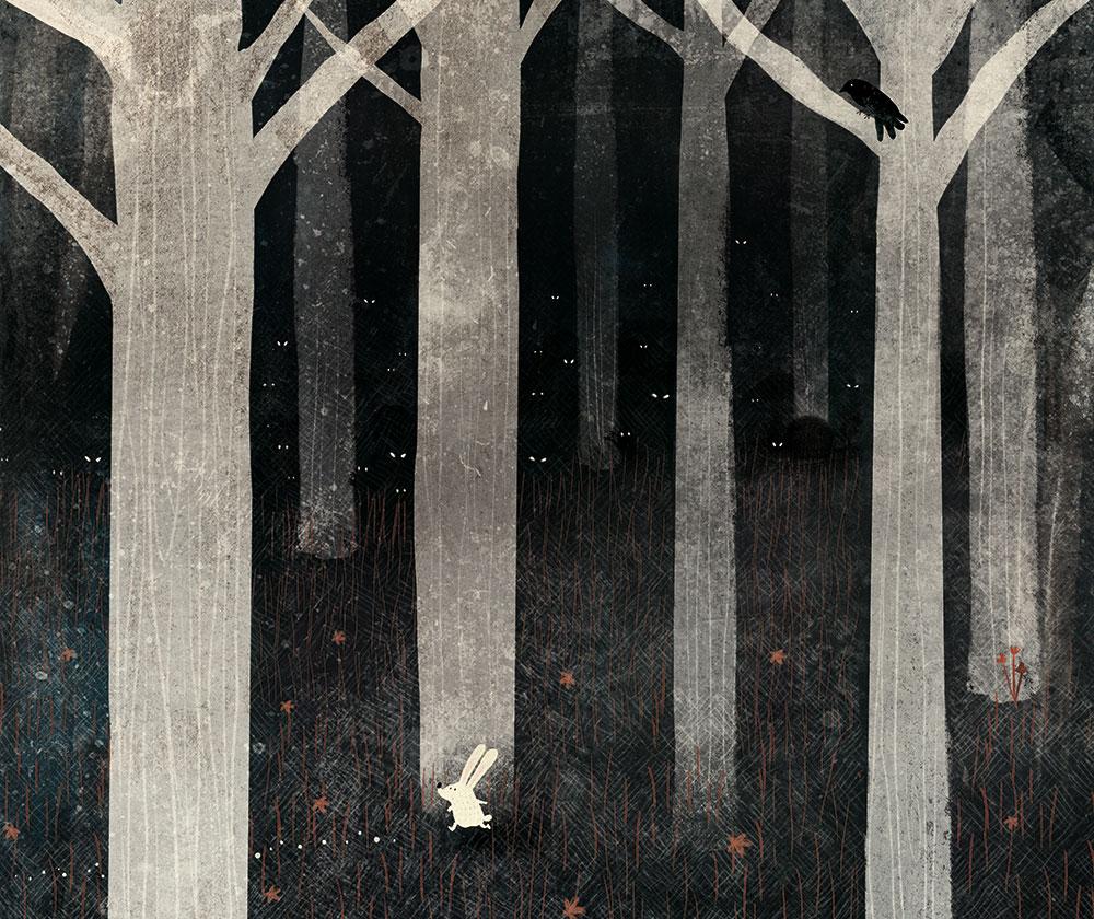 Entrevista  a la ilustradora Carmen Saldana
