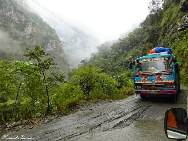 Da Tatopani a Pokhara