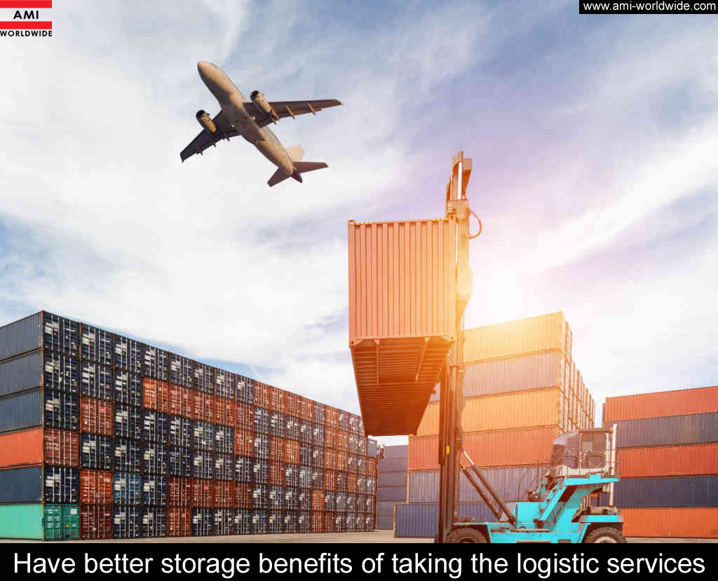 best logistics companies china: Have better storage benefits