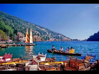 Nainital City Of Lakes