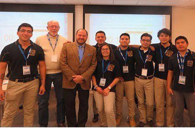 Jóvenes mexicanos superan a alumnos de EU y Canadá, ganan 1er lugar concurso internacional