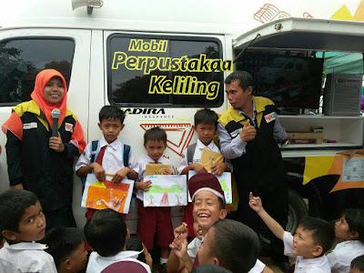 Moju  Kunjungan ke SDN Keranggot Jombang Cilegon