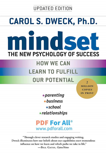 Mindset: The New Psychology of Success in PDF for free
