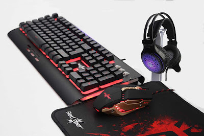 RedGear Manta Redgear MT41 Gaming Set