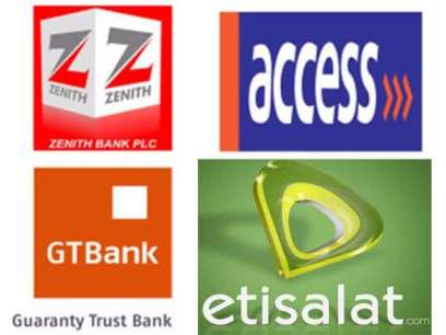 Three Nigerian banks with huge part of the Etisalat $1.2 bn debt