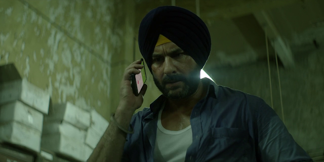 Sacred Games Season 1 Complete [Hindi-DD5.1] 720p HDRip ESubs Download