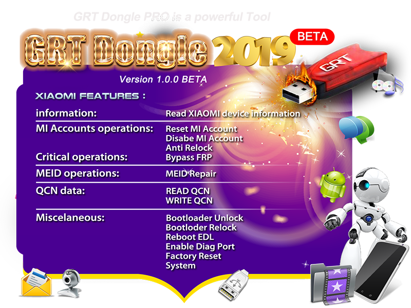 GRT Dongle Latest CrackV1 Pro X64 Only Download Free - Gsm Helper Team