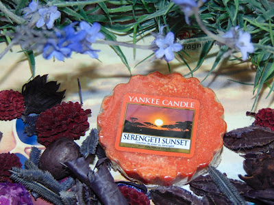 Yankee Candle Out Of Africa, Serengeti Sunset