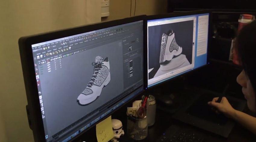 NBA 2k16 3d Scanning for Shoes : HoopsVilla.com