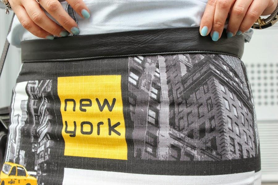 DIY Costura: Cómo hacer falda tubo NY