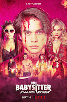 The Babysitter: Killer Queen (2020) Dual Audio [Hindi-DD5.1] 720p HDRip ESubs Download