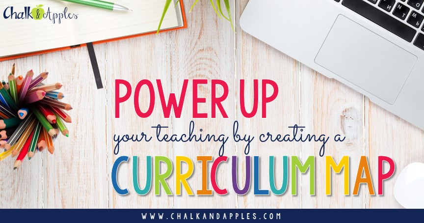 Writing a curriculum map is powerful, and will transform your school year. Here's how to create a curriculum map for your classroom.