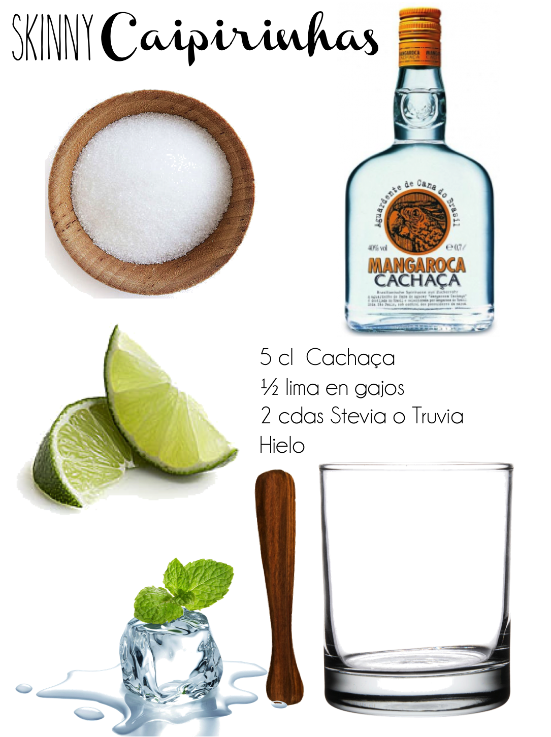 caipirinha light ingredientes
