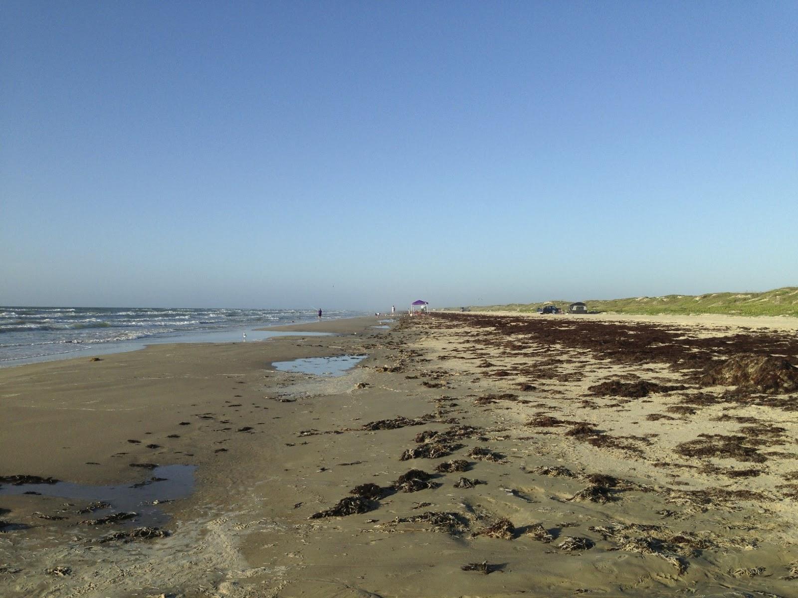 Oneshot Padre Island National Seashore