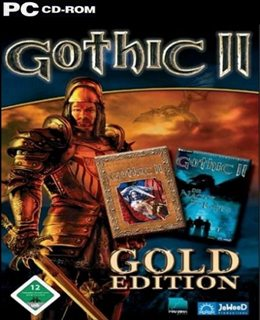 gothic 2 gold edition box