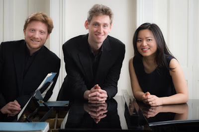 Minerva Piano Trio - ©Anthony Dawton