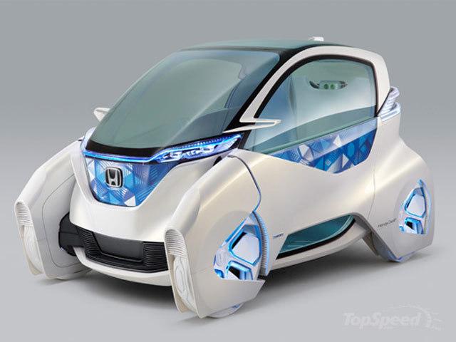 2013 Honda Micro Commuter