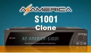 AZAMERICA - AZAMÉRICA S1001 HD CLONE AZAMERICA%2BS1001%2BCLANE