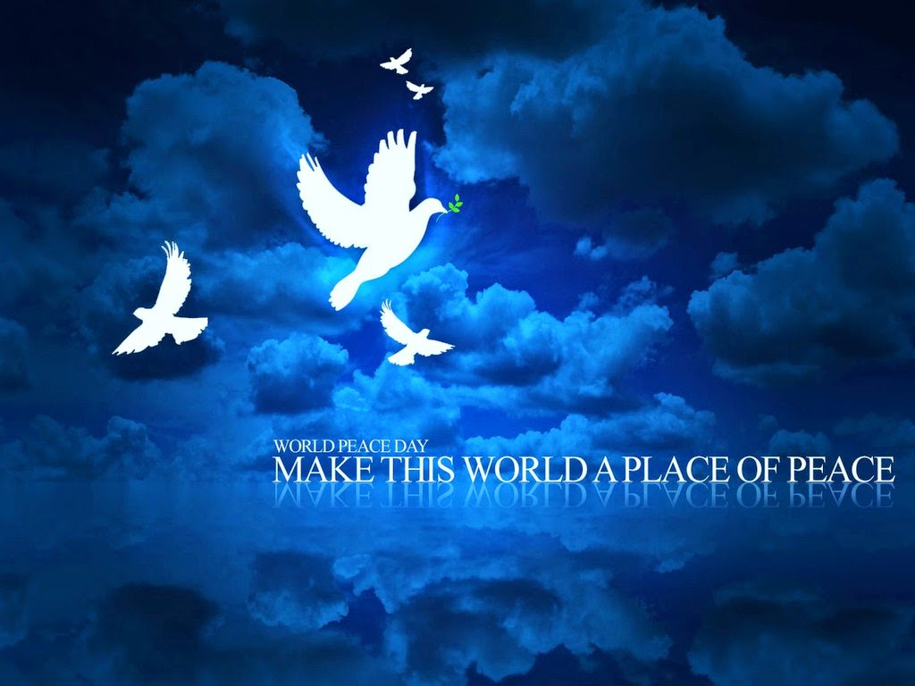 Father Julian's Blog: World Day of Peace