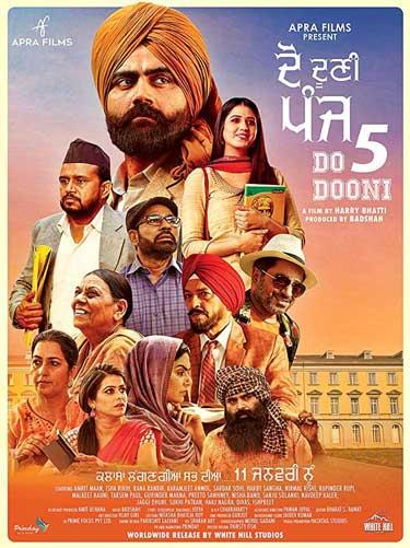 Do Dooni Panj 2019 Full Punjabi Movie Download