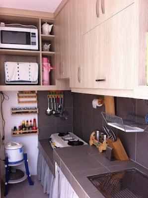 Lemari Dapur IKEA yang Fungsional dan Inovatif