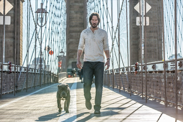 movie review, Keanu Reeves, John Wick, Chapter 2, Action Movie, Hitman, Laurence Fishburne, Ruby Rose, byrawlins