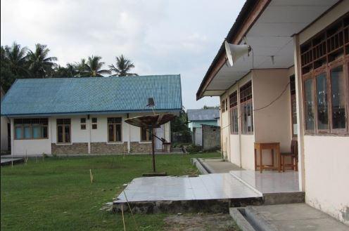 Gambar : Sekolah SMP di Majene