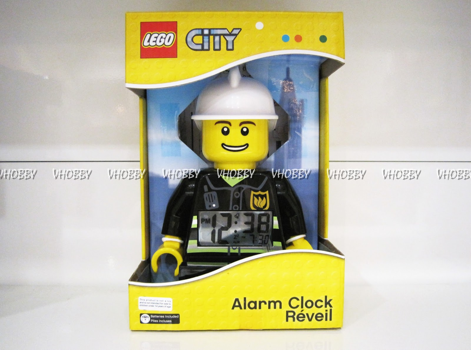 Vhobby Lego Alarm Clock Led Torch Led Head Lamp Amp Led