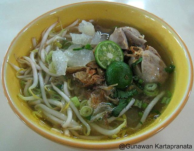 38 Makanan Khas Bandung (Sunda)