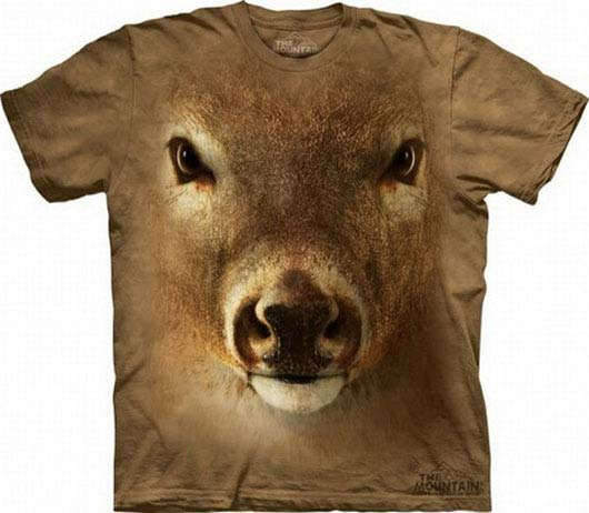 30 Amazingly Realistic 3D Animal Tshirt Design  Jayceo