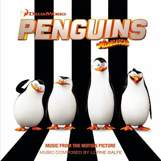 Penguins of Madagascar Nummer - Penguins of Madagascar Muziek - Penguins of Madagascar Soundtrack - Penguins of Madagascar Filmscore