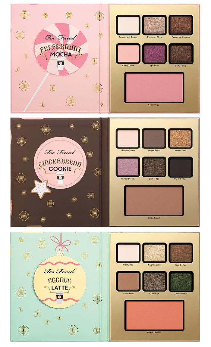 Too Faced Grand Hotel Cafe ($49.00) (Limited Edition)