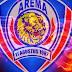 Siaran Pertandingan: Arema Cronus 1–2 Pusamania Borneo FC