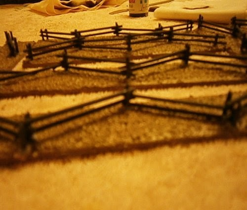 Making Snake Fencing Picture 17