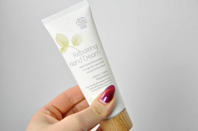 krem do rąk feel free repairing hand cream