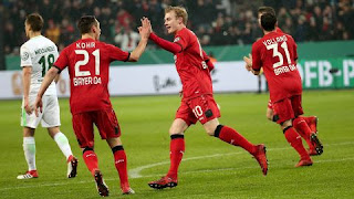 Bayer Leverkusen vs Hertha Berlin Live Streaming online Today 10.02.2018 Bundesliga