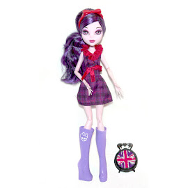 MH Ghoulebrities in Londoom Elissabat Doll