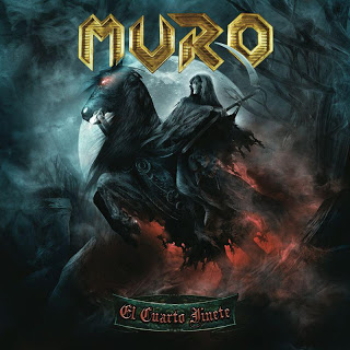 "International release of Muro's 6th album ""El Cuarto Jinete"""