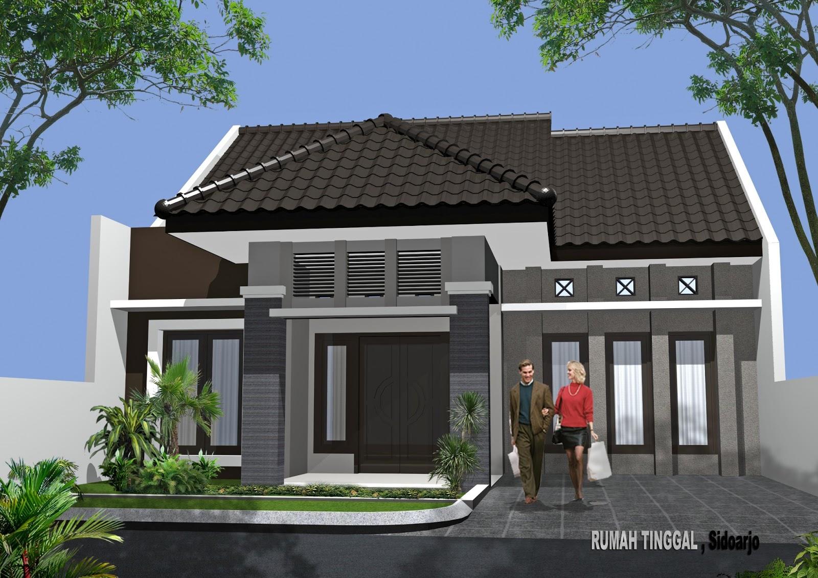 Modelo de casa minimalista mais novo modelo