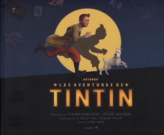 Artbook Las aventursa de TinTin